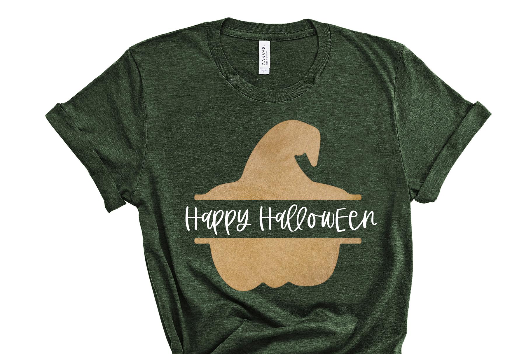 Spooky Splits - A Fun Halloween Doodles Split Font example image 6