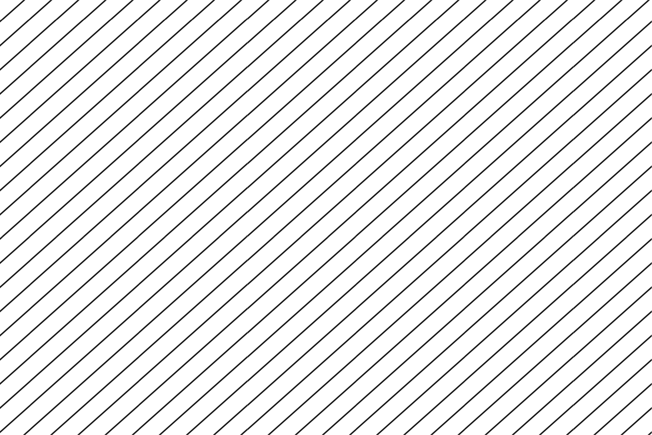 Striped seamless patterns set. example image 11