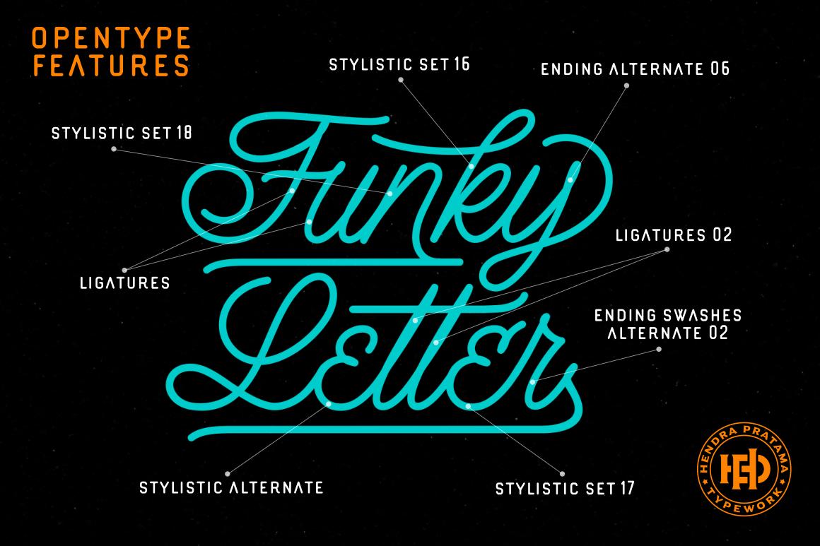 Lazy Ride  - Script & Sans example image 4