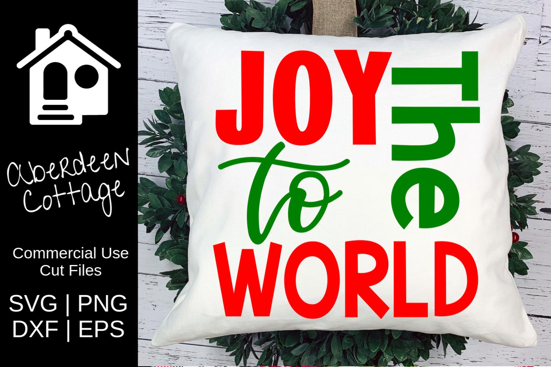 Joy To The World 3 SVG example image 1