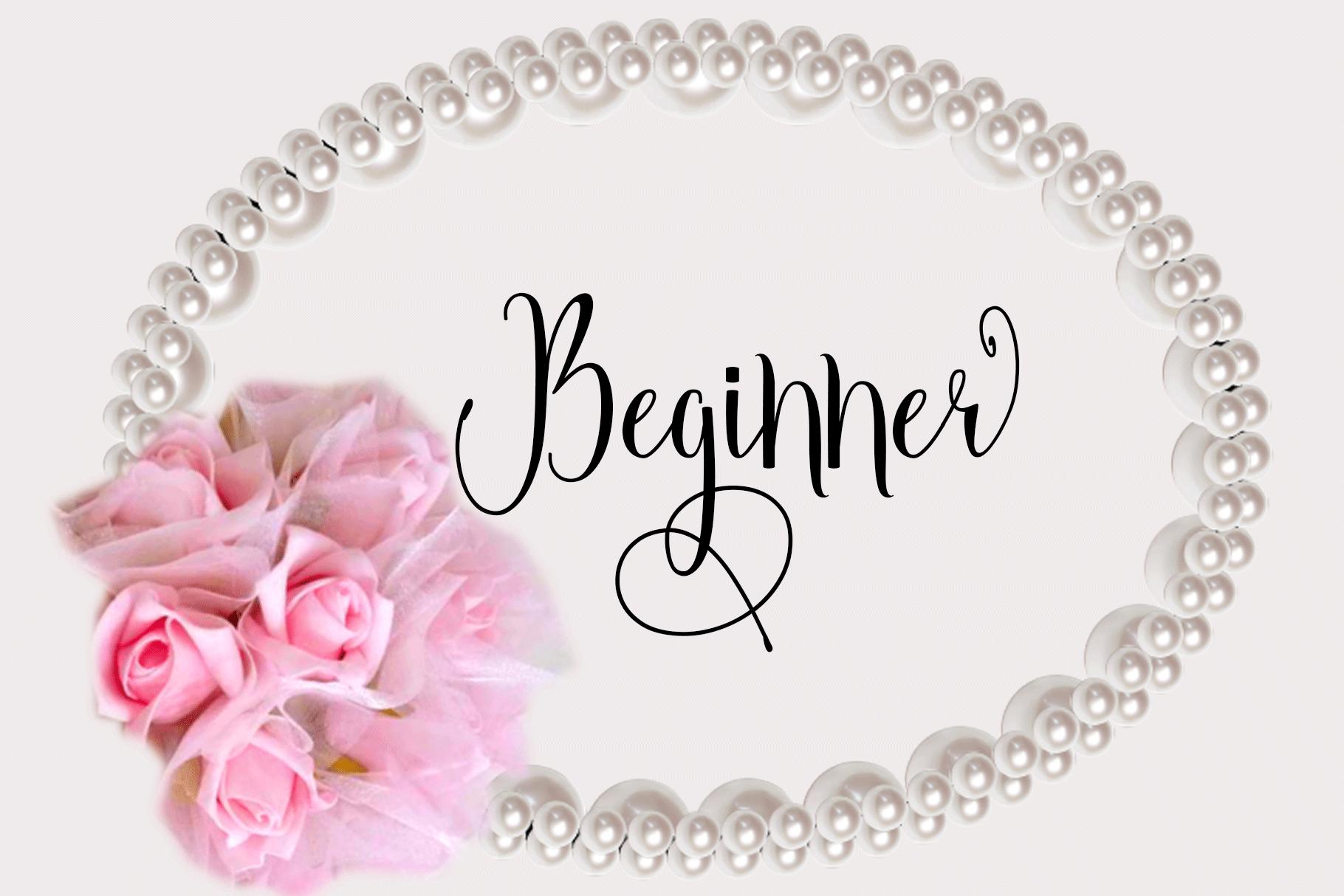 Romantic Script Font Bundle example image 5