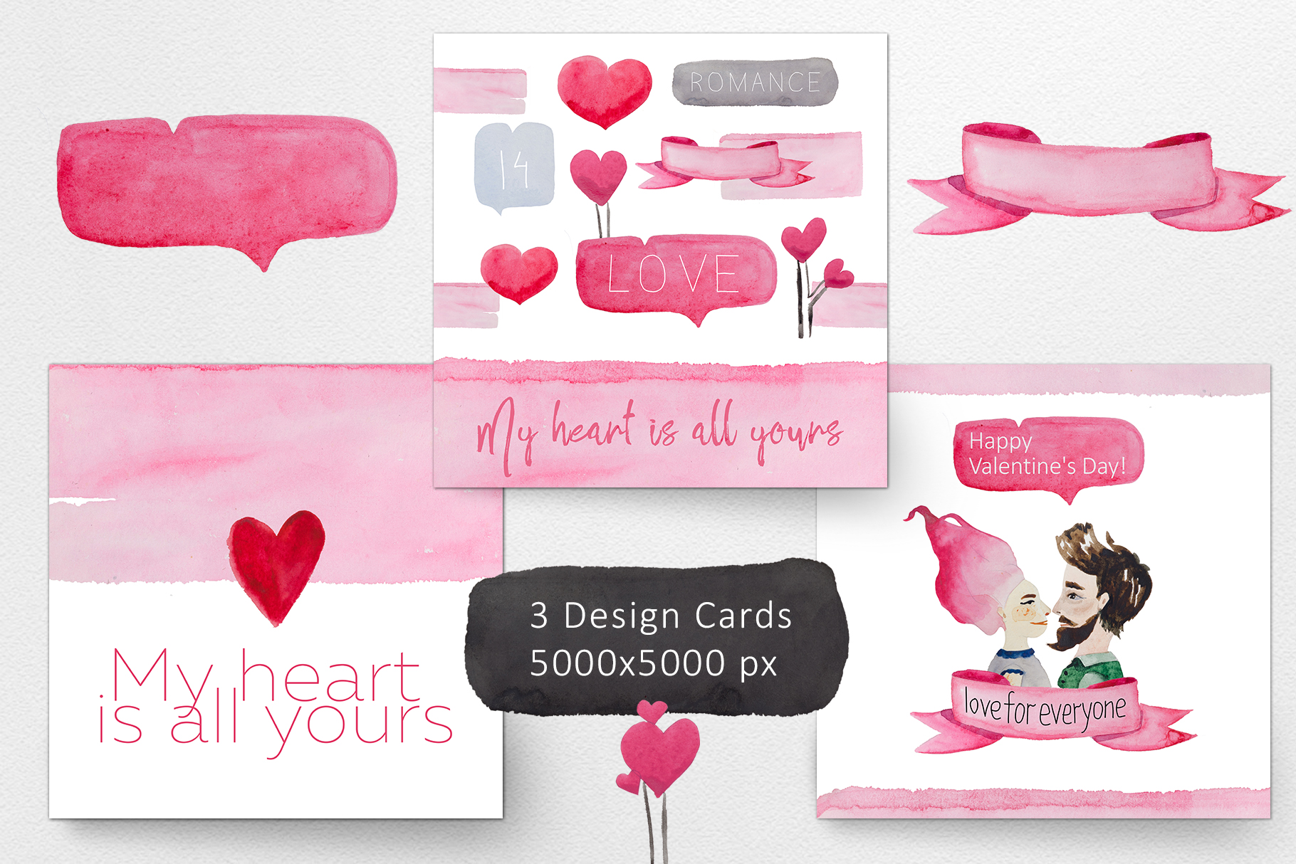 Greeting card designs example image 2