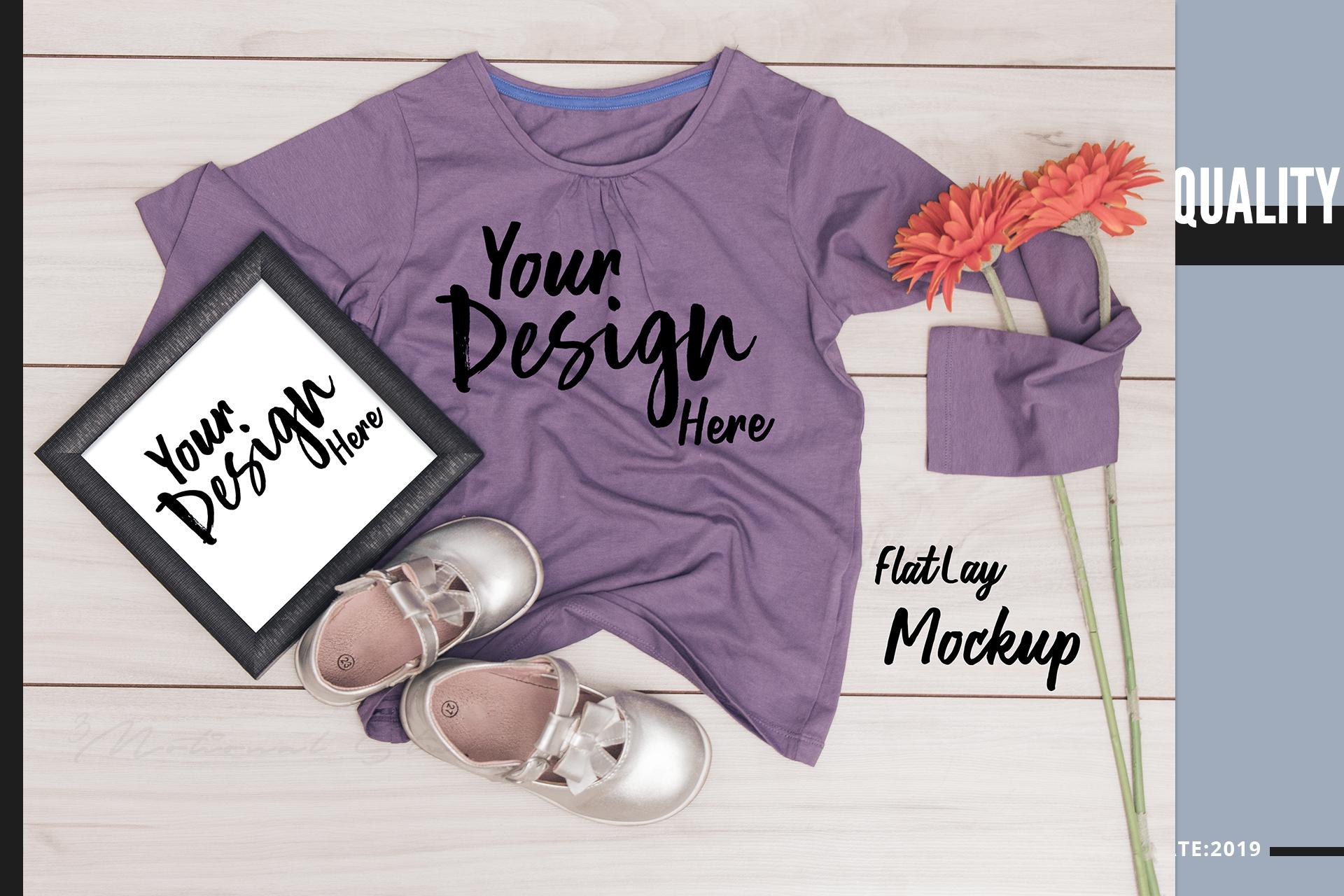 Neo T-Shirt Mockup Volume 30 example image 3