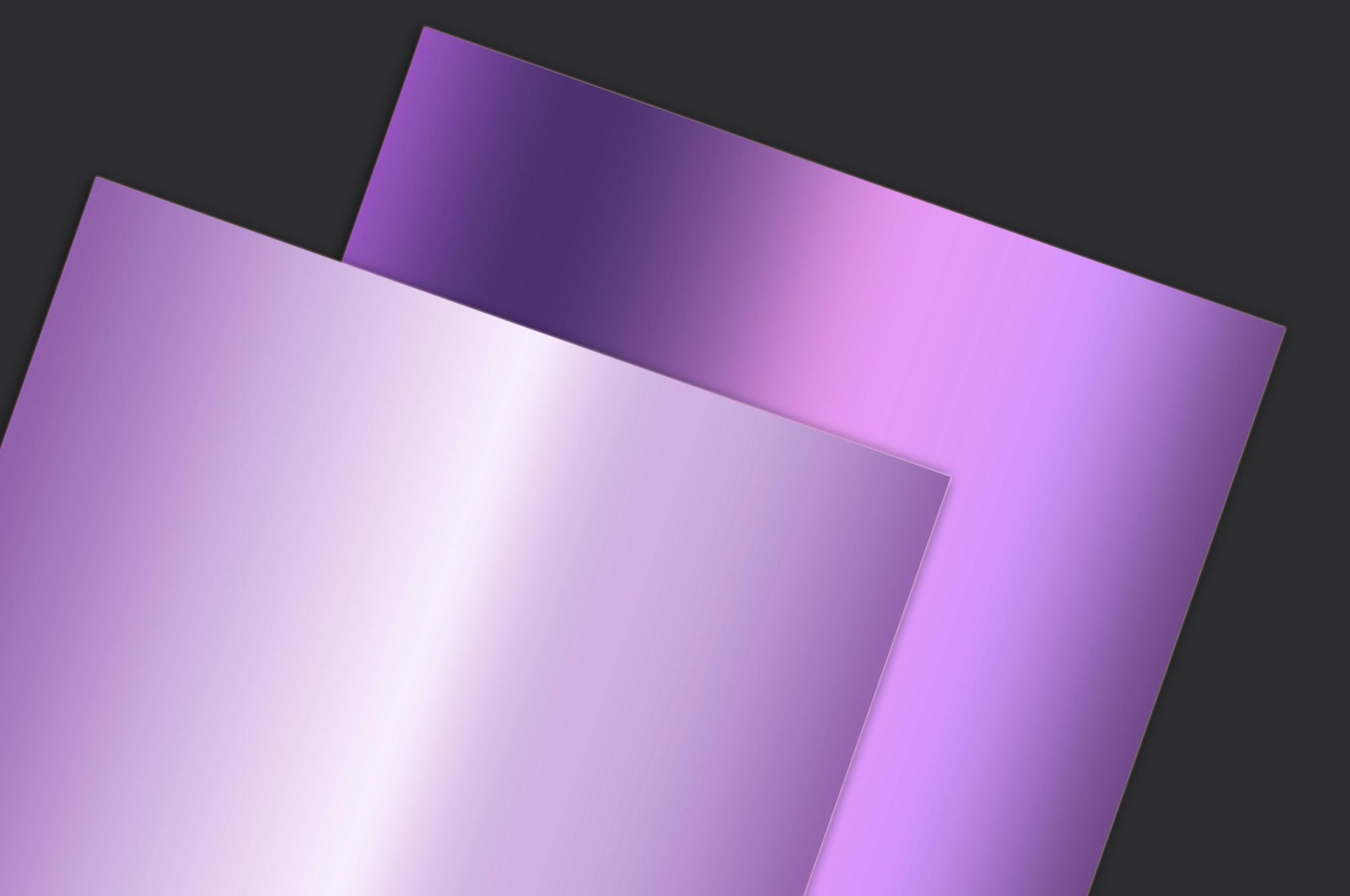 Purple Foil Textures example image 3