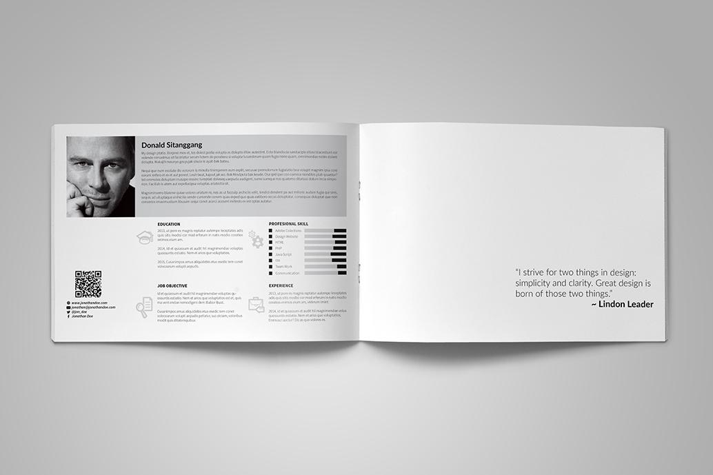 Graphic Designer/Photographer Portfolio example image 2