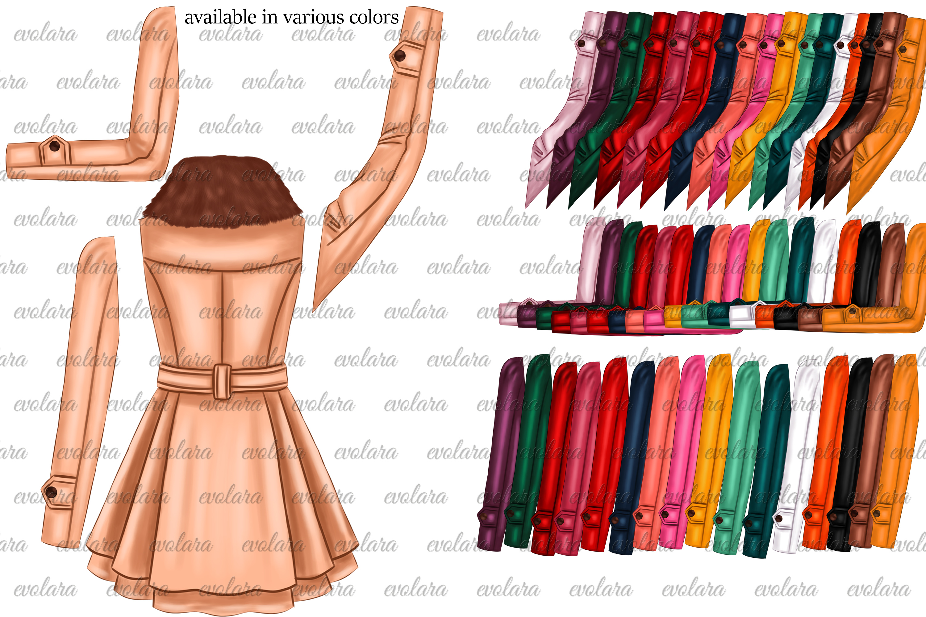 Add On Kit Best Friends Clipart Winter Besties Clipart example image 4