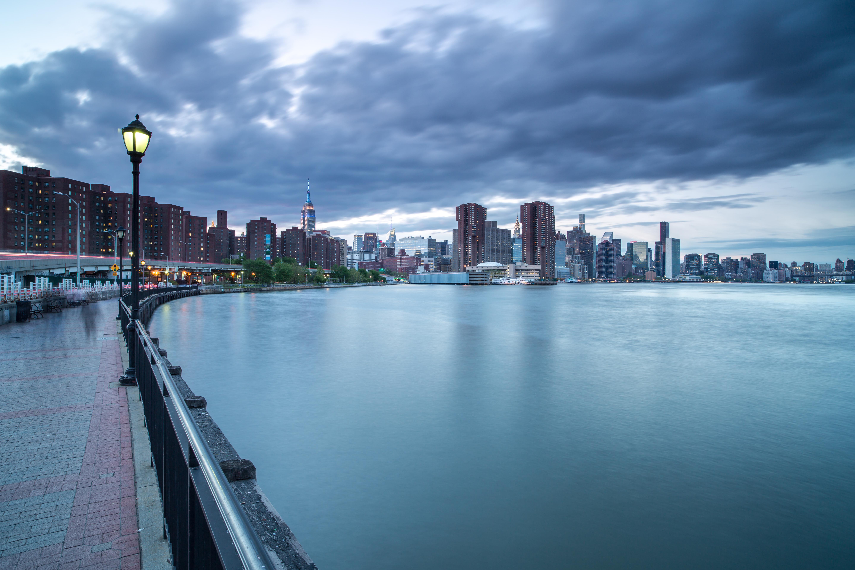 Midtown Manhattan sidewalk example image 1