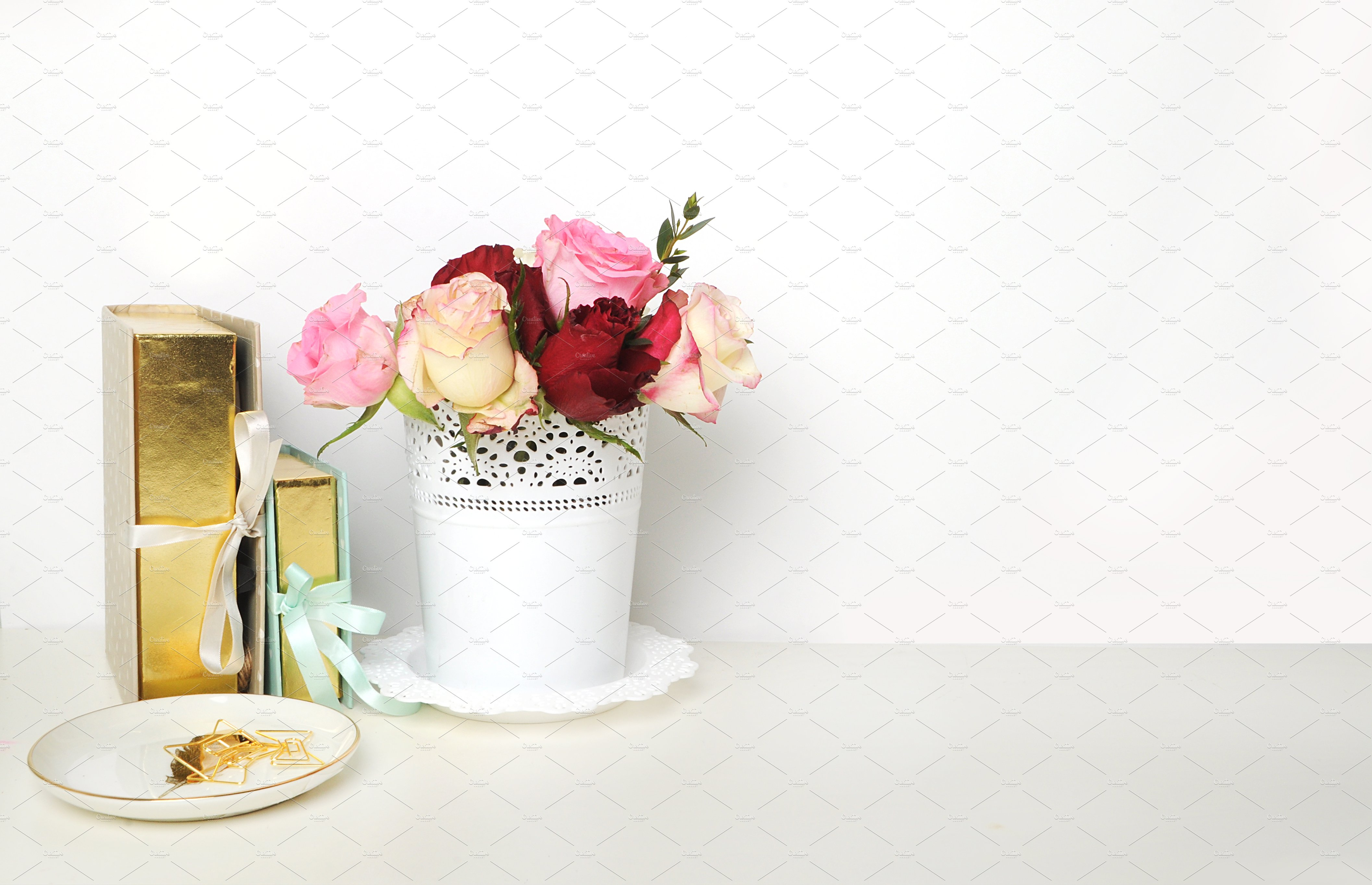 Floral Mockup Pack example image 13