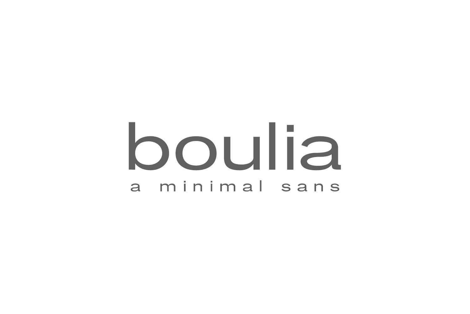 Boulia Sans Serif Font Family example image 6