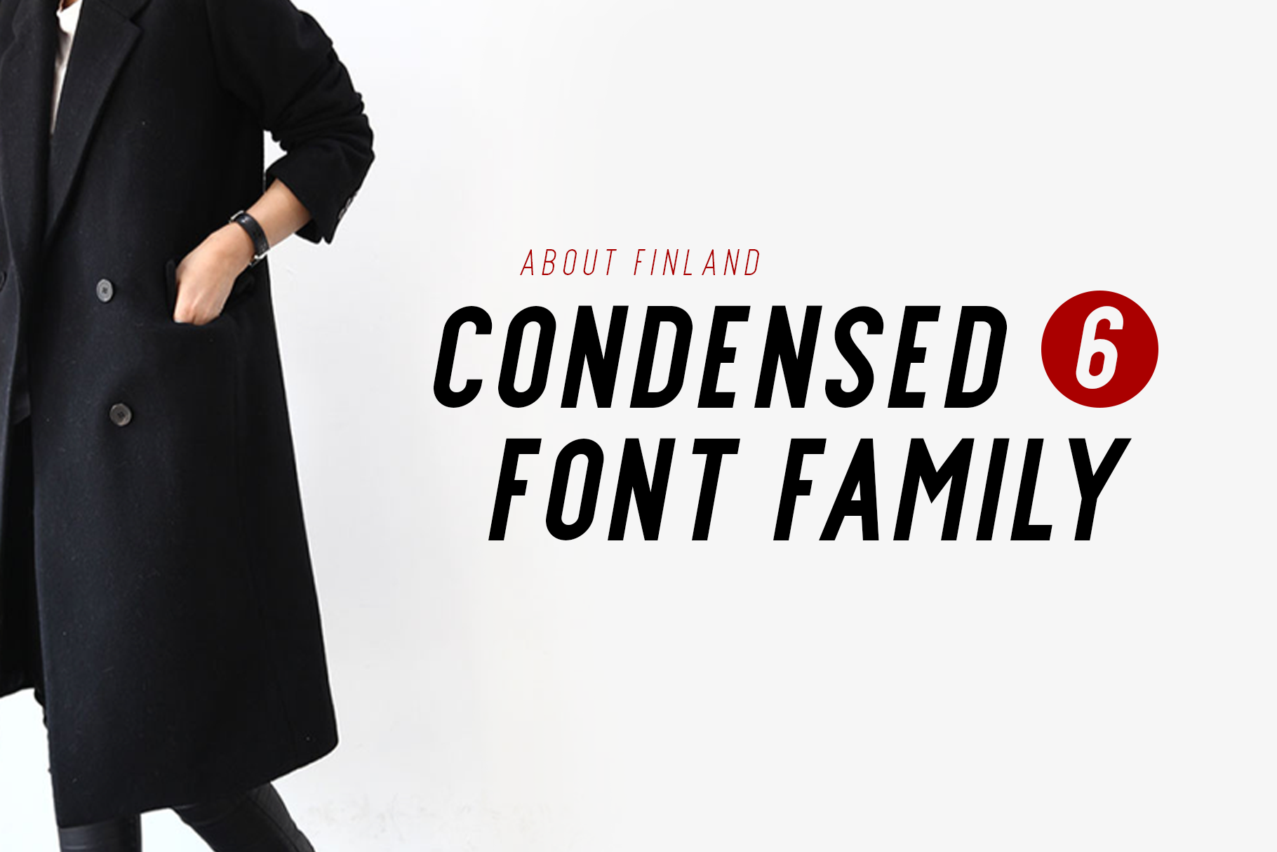 Finland Font Family example image 2