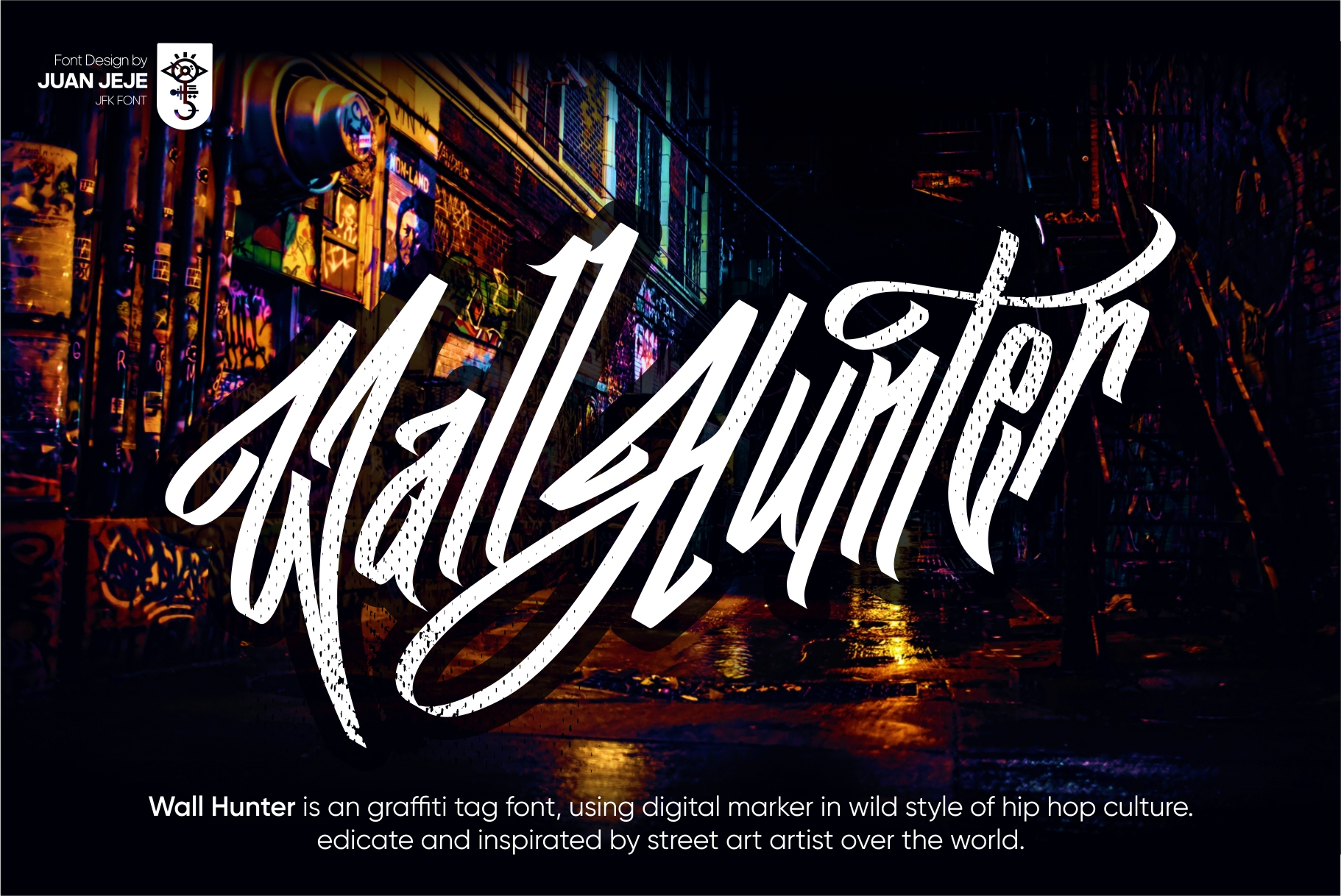 Wall Hunters example image 2