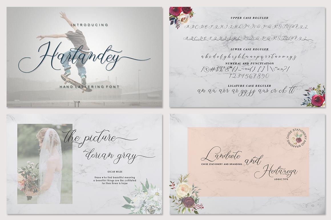 Mini Fantastic Font Bundle 7 Collection Font example image 5