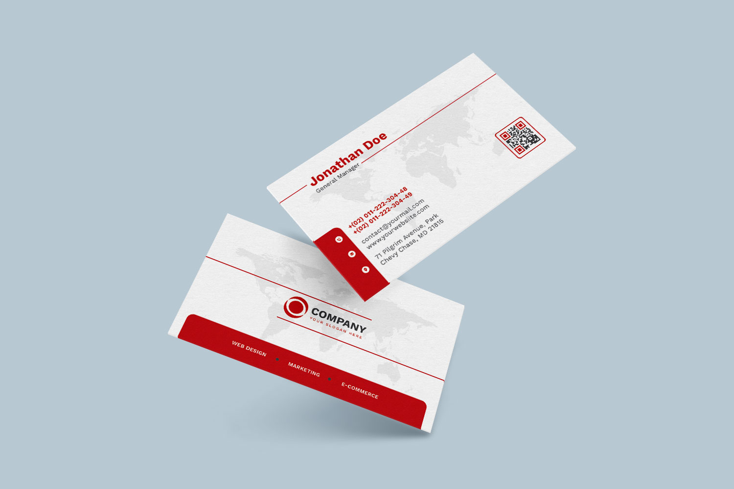 Business Card example image 5