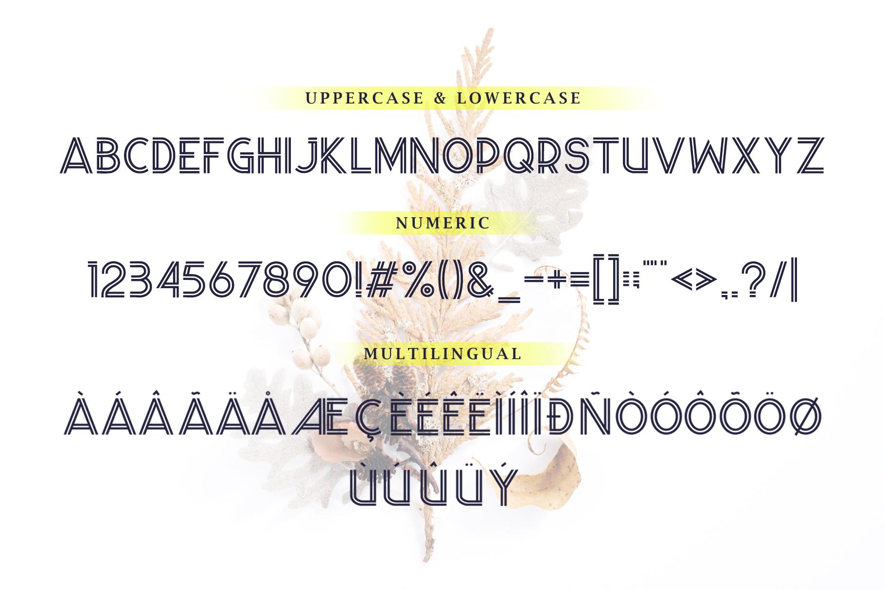 Wander Brave Typeface example image 4