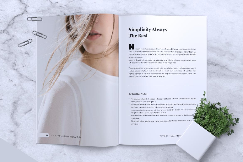 ENTHICA Fashion Magazines example image 10