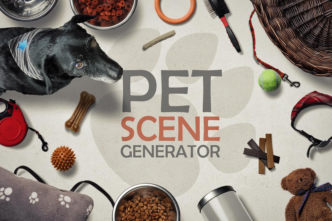 Pet Scene Generator  example image 1