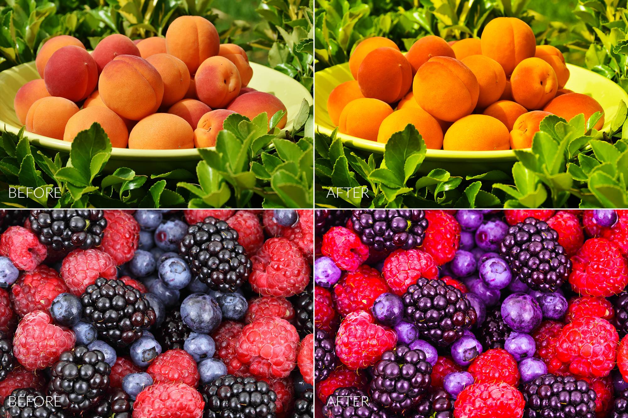 Fruits Lr Presets example image 5