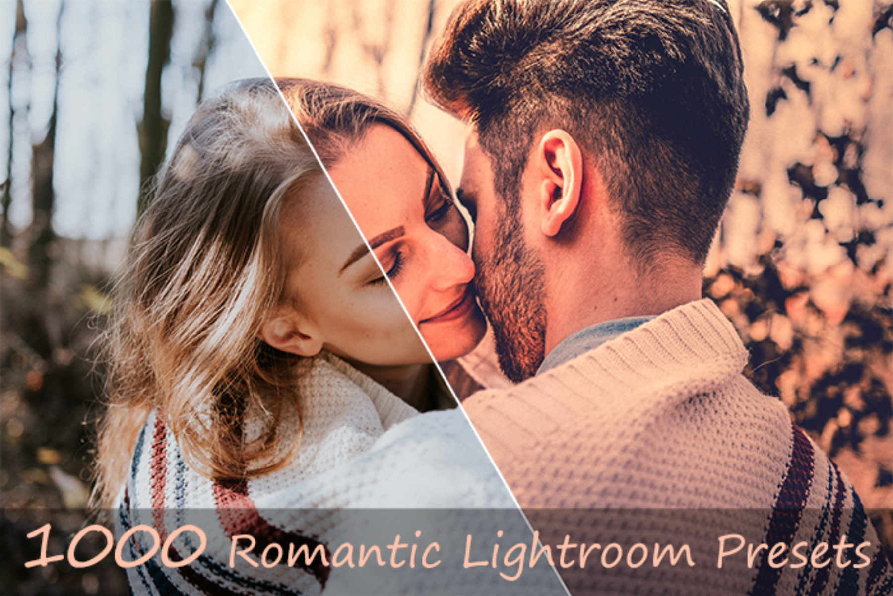 1700 Romantic Effects Bundle for Photographers example image 9