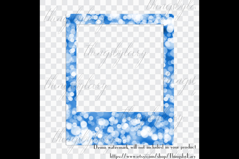 254 Bokeh Polaroid Bridal Shower Photo Booth Photo Frames example image 10