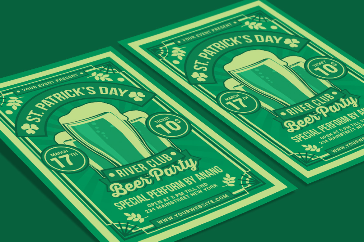 St. Patrick Day Beer Party example image 4