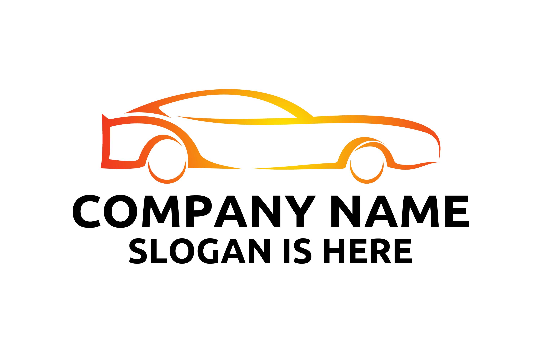 sport car logo, automotive vector logo design example image 3