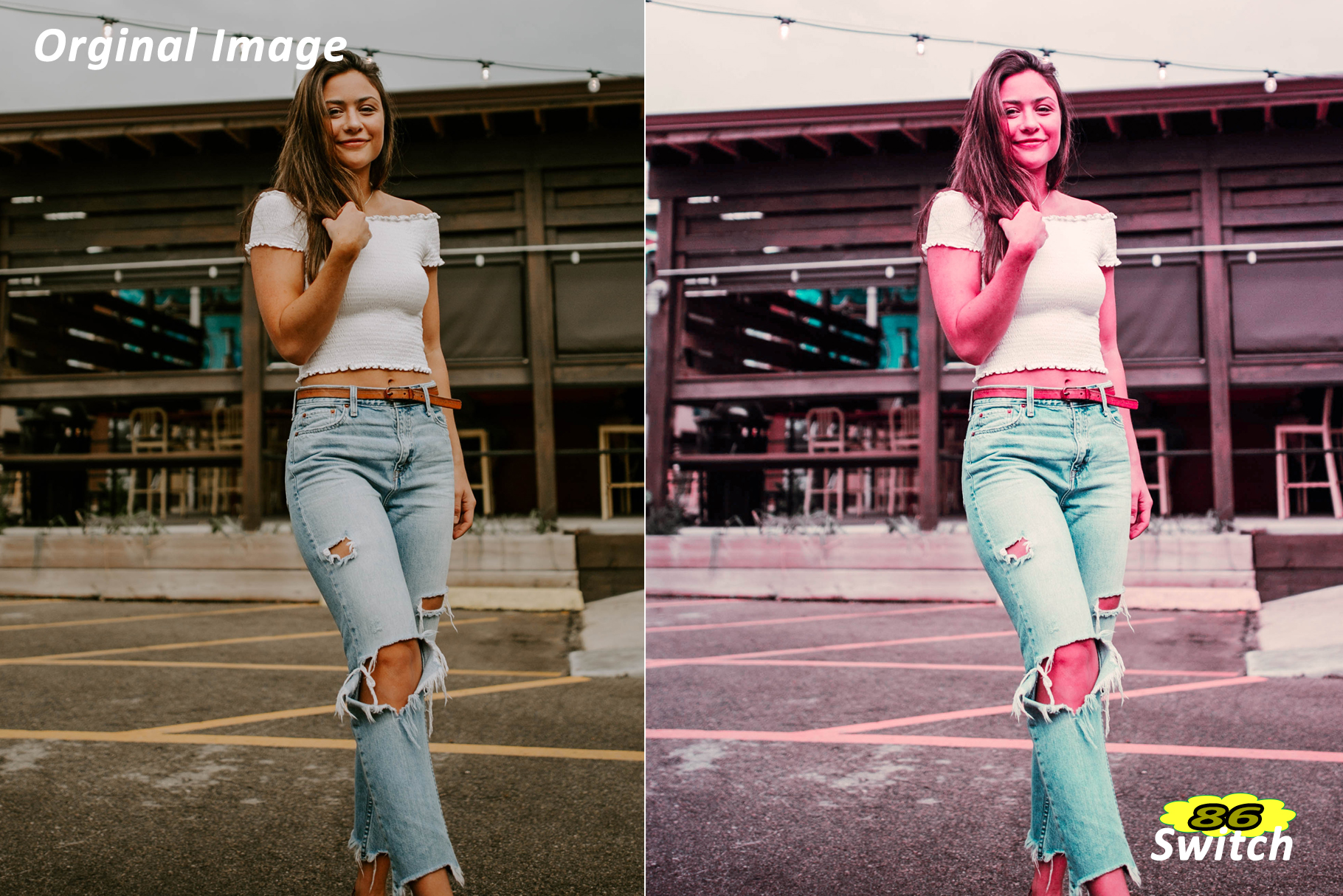Switch Lightroom Presets example image 6