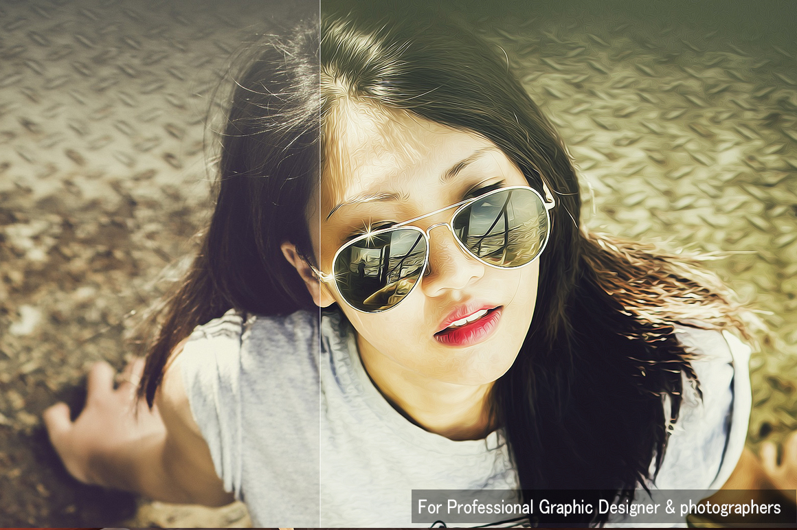 05 Realistic Painting Photo Effect example image 5