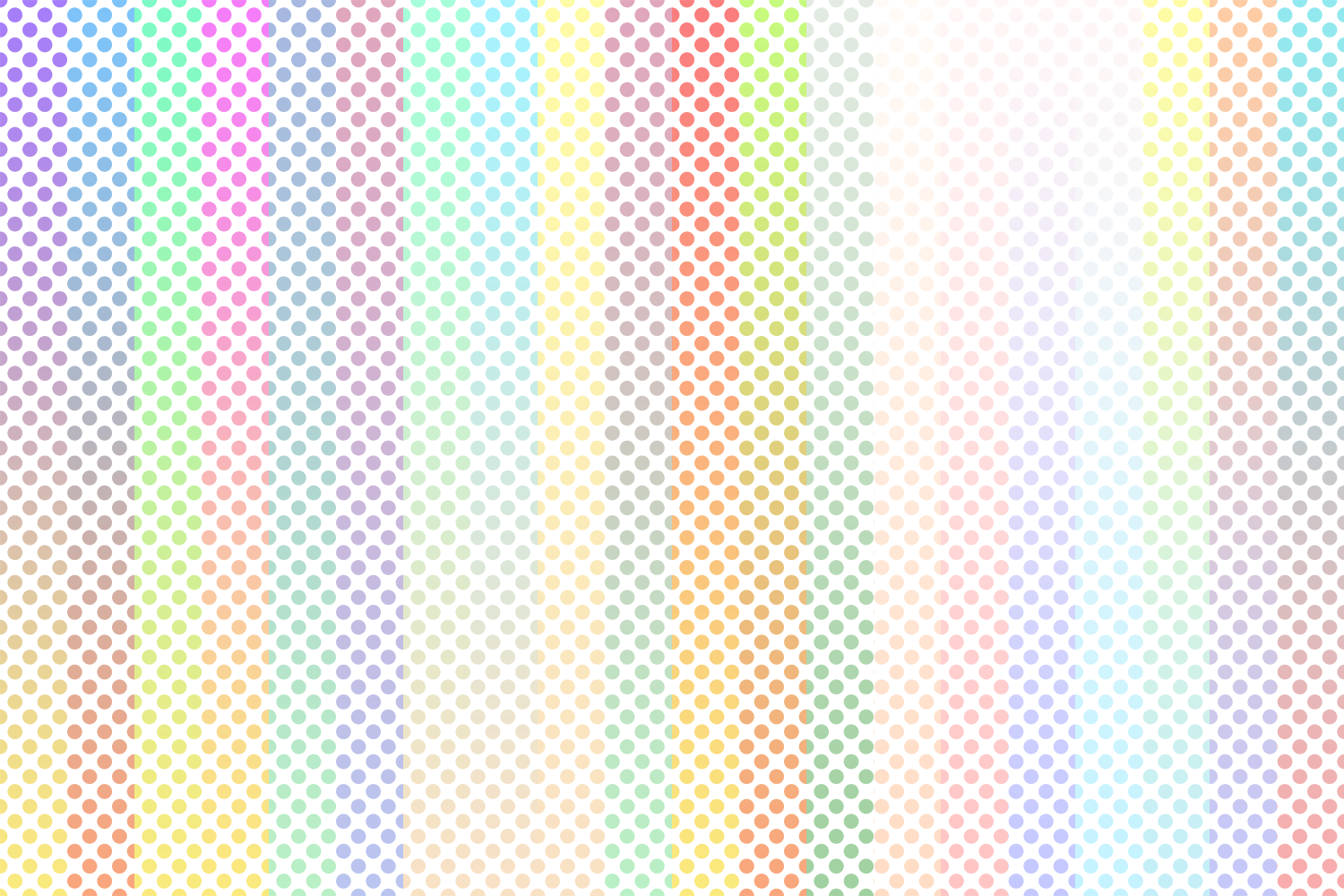60 Gradient Dot Patterns example image 3
