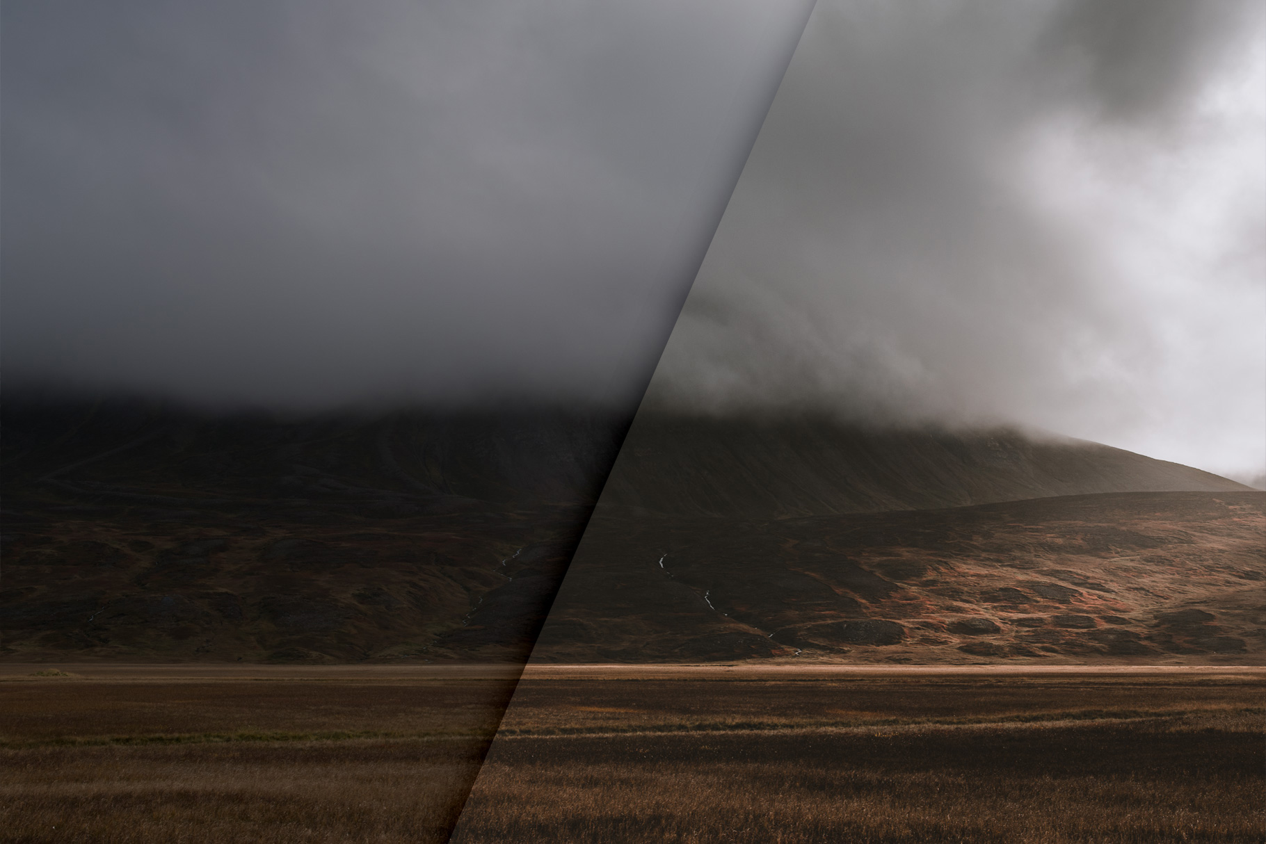 Lightroom Presets for Dark and Moody Landscapes example image 2