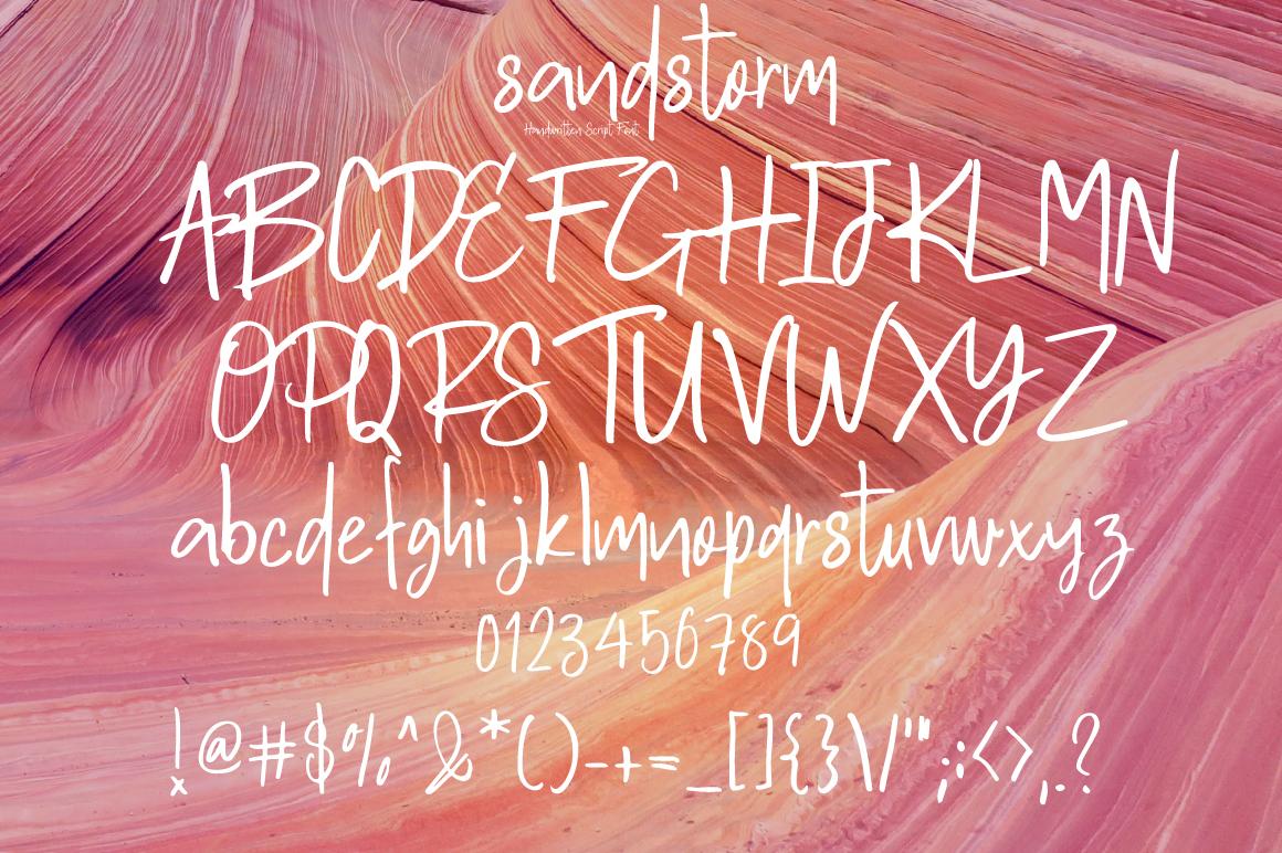 sandstorm example image 6