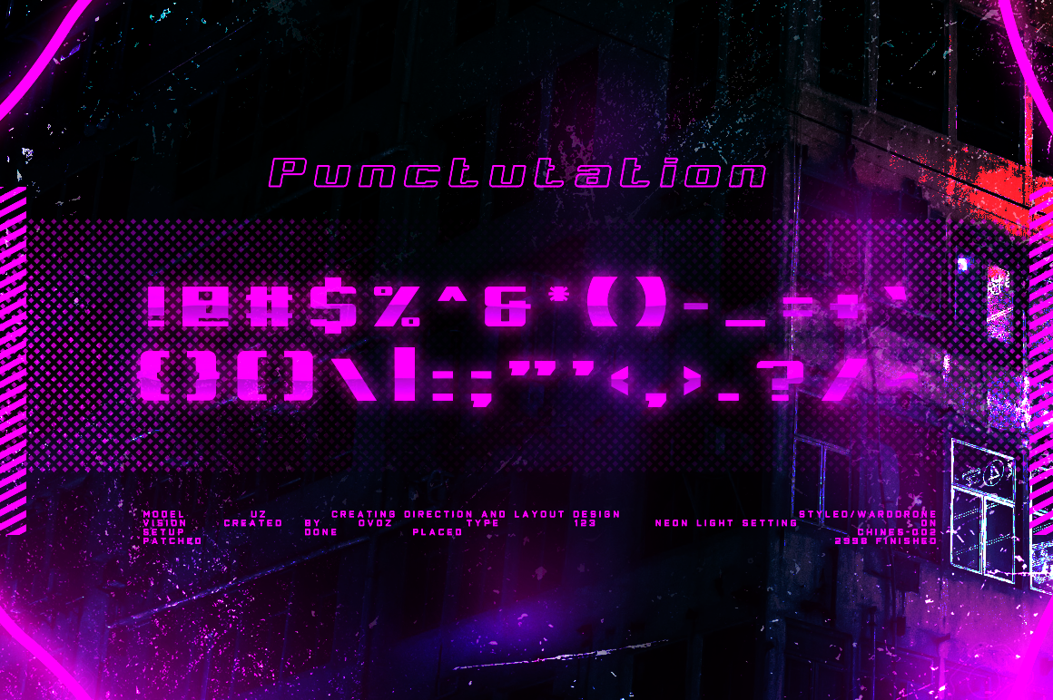 HITCKY SUPER POWERED DISPLAY FONT example image 6