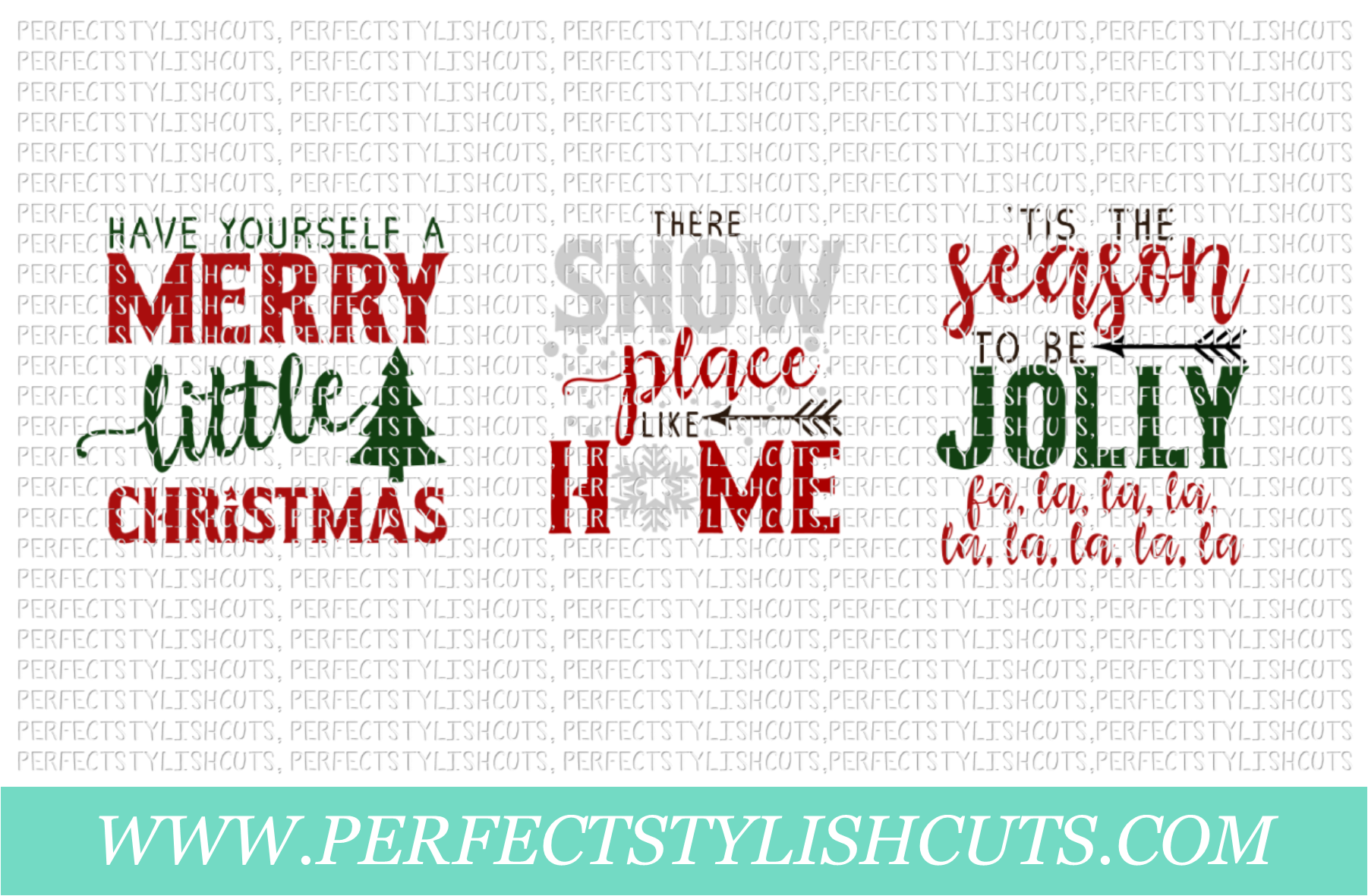 Christmas Wood Sign Designs Collection - Christmas SVG Files example image 4