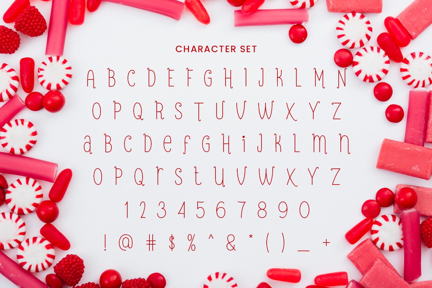 Red Candy example image 4