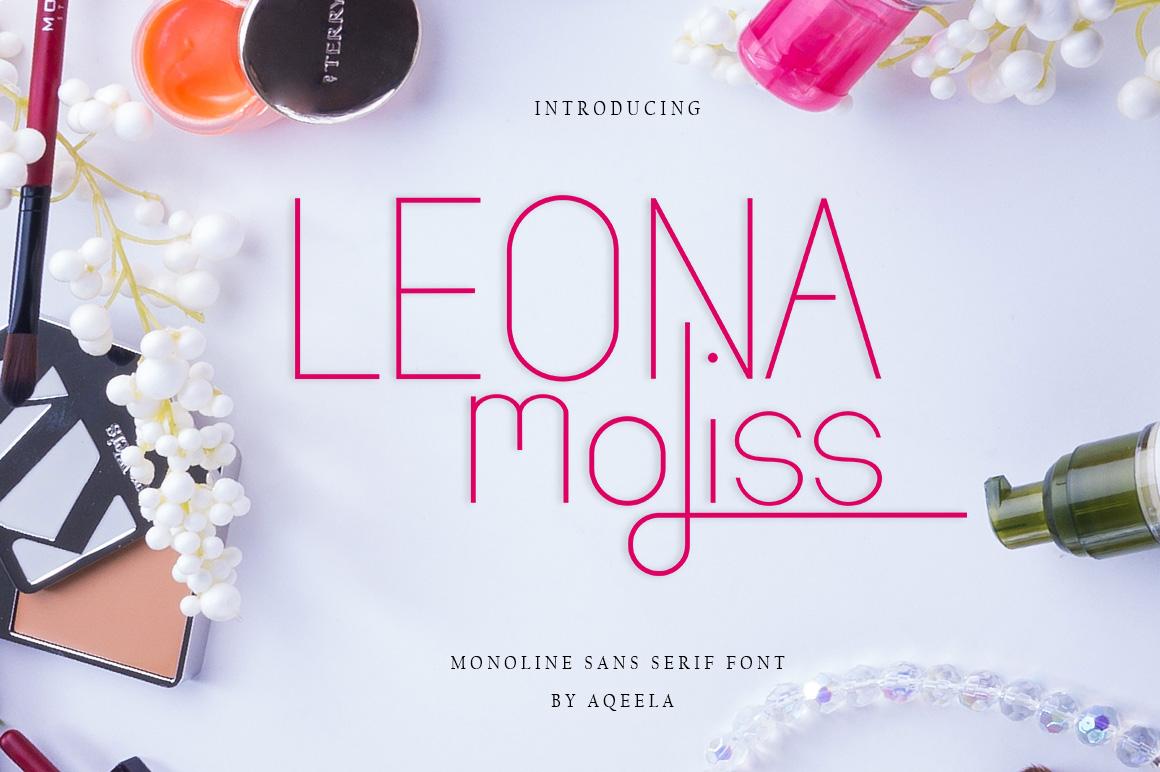 LEONA moliss example image 9