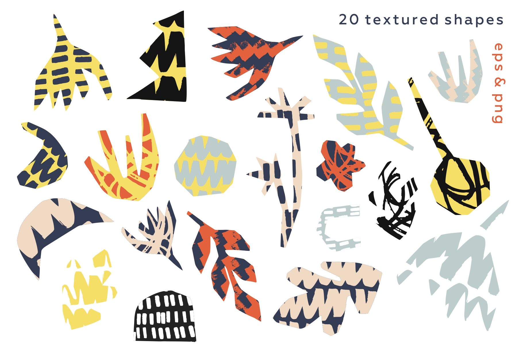 Madness cutouts. Patterns & shapes. example image 9