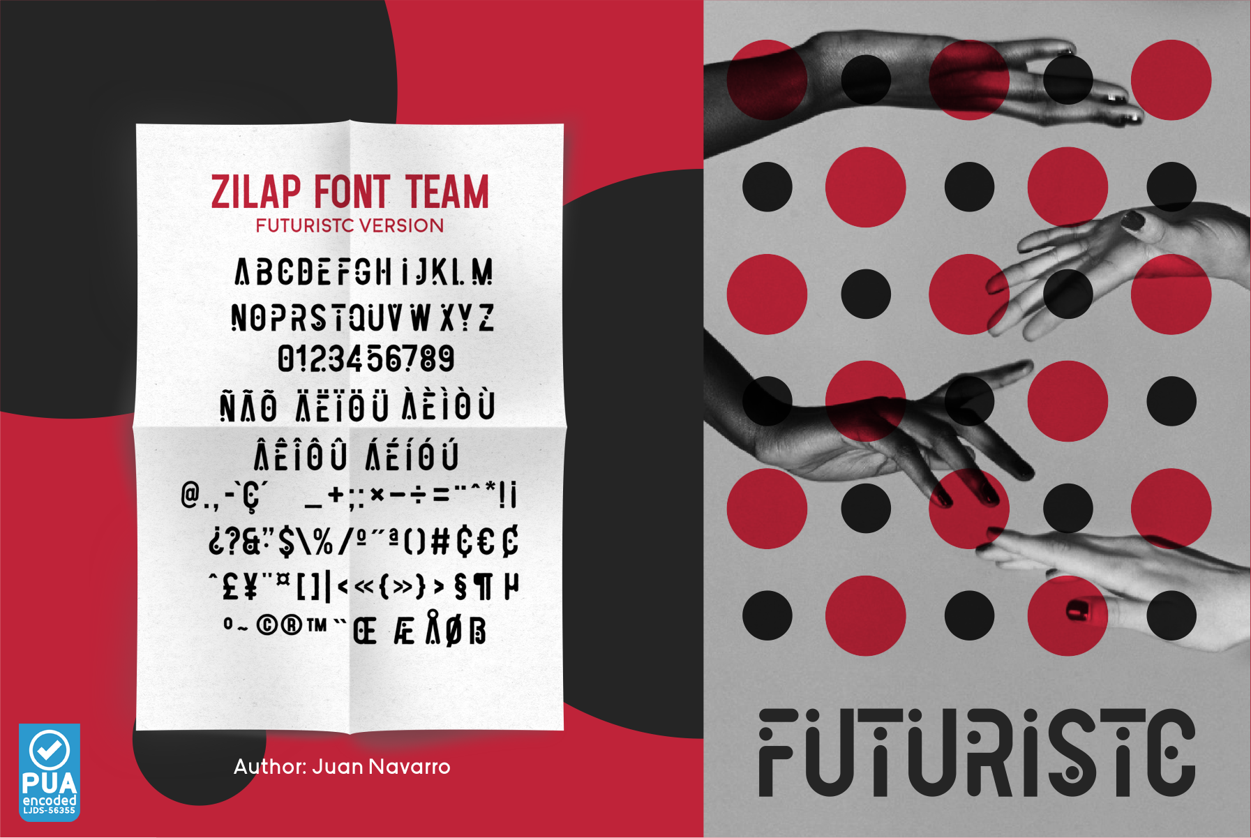 Zilap Font Team example image 3