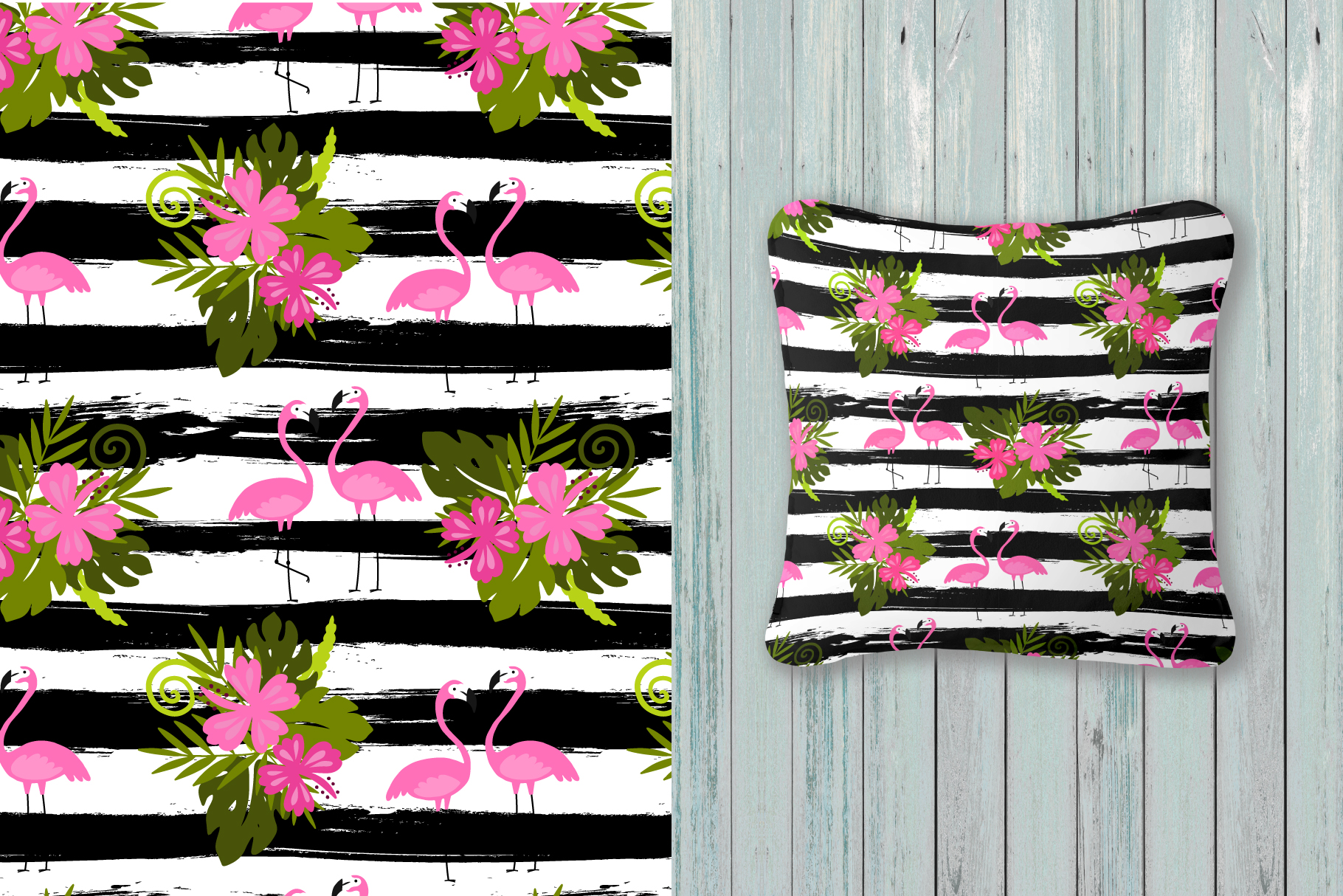 Hello summer! Tropical collection example image 10