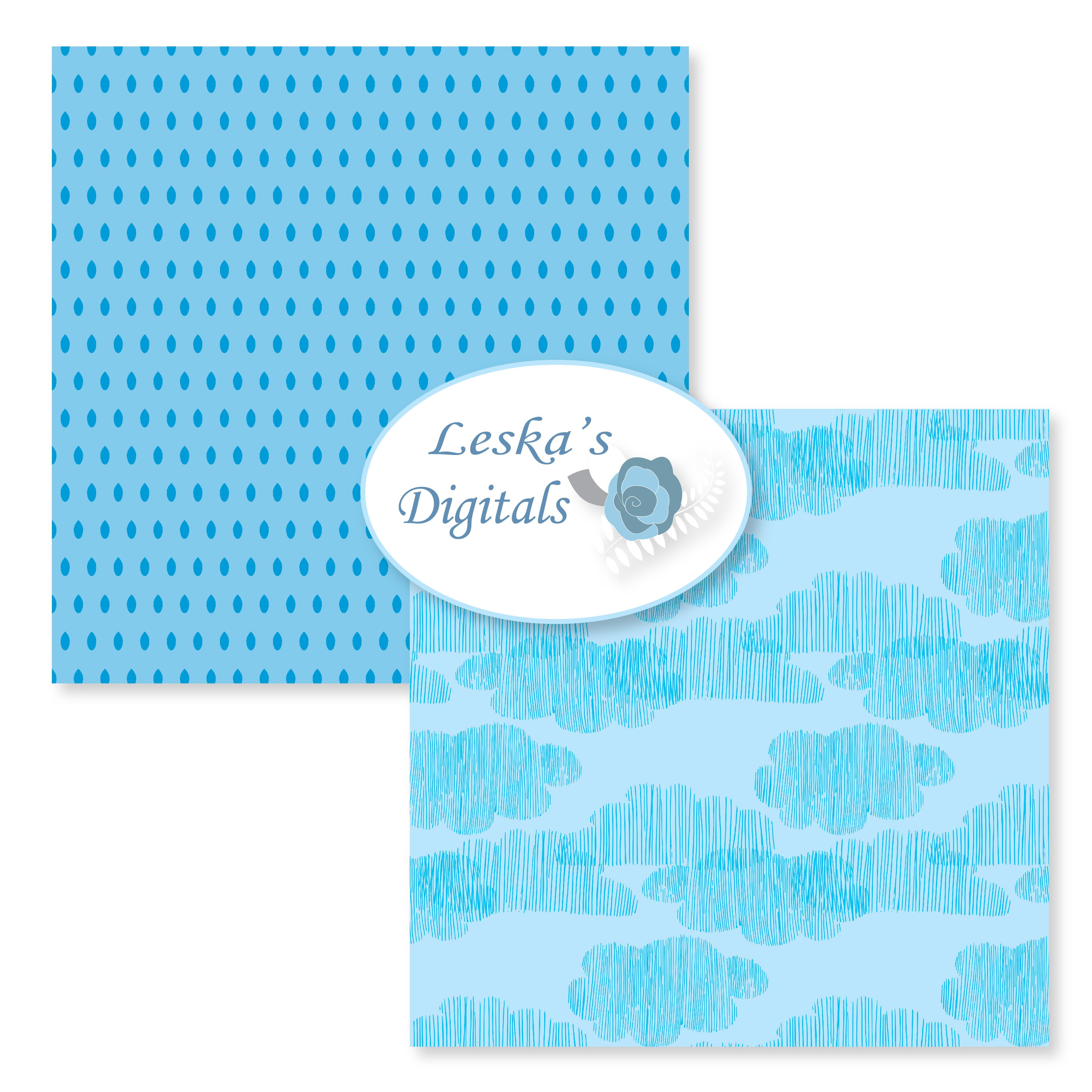 Sky Digital Paper example image 6