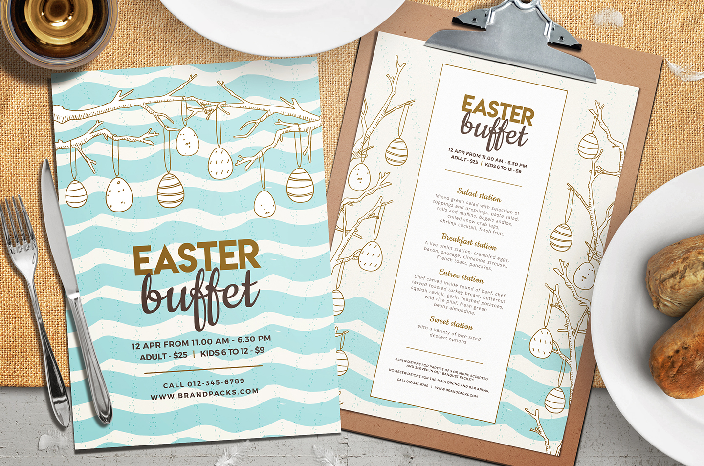 Beautiful easter menu templates and designs musthavemenus.