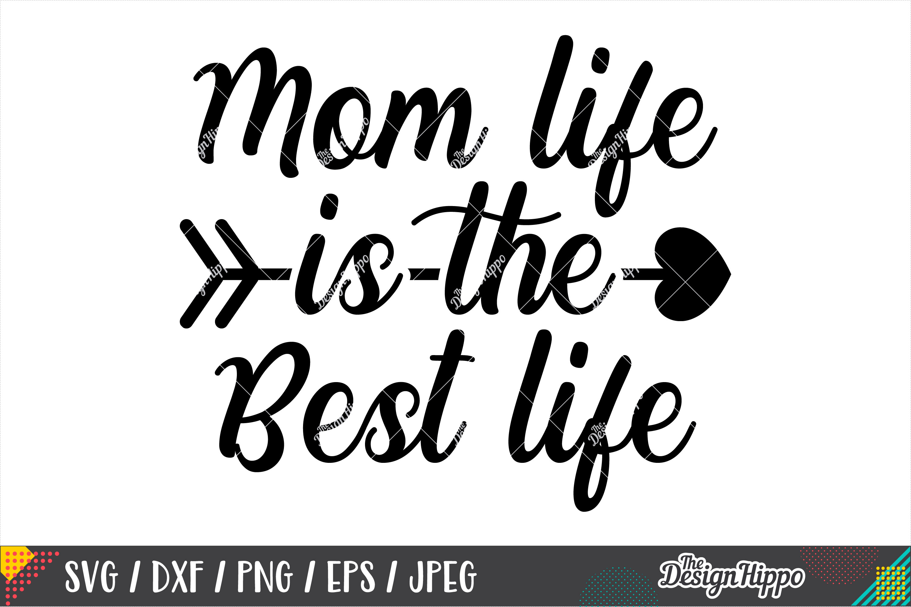 Mom Quotes SVG Bundle, 20 Designs, SVG PNG DXF Cutting Files example image 18