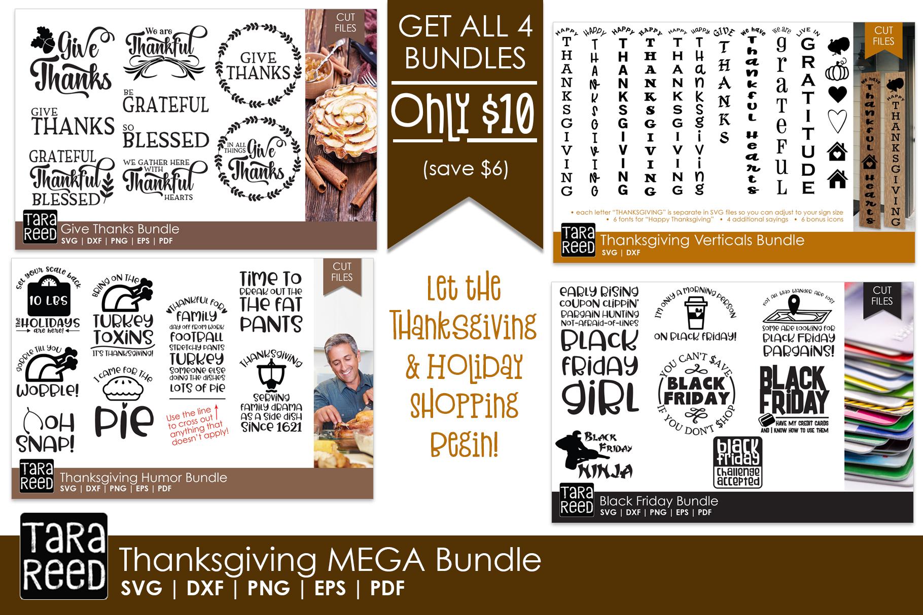 Thanksgiving MEGA Bundle example image 1