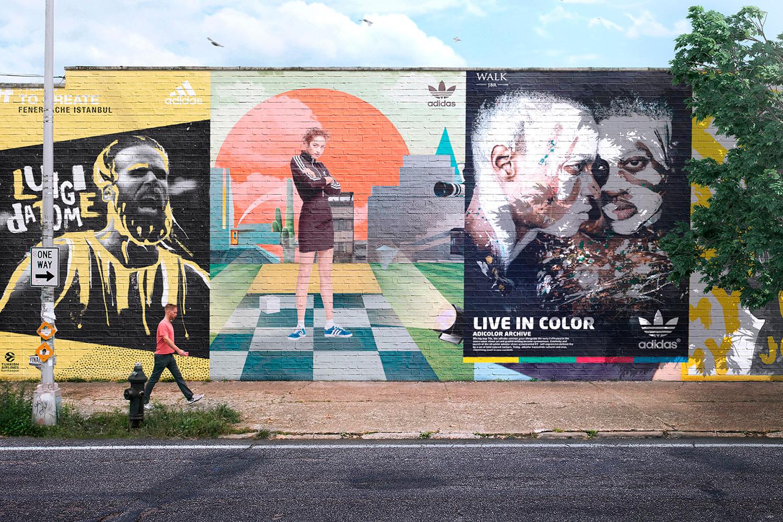 12 Realistic Mural Street Mockup - PSD example image 26