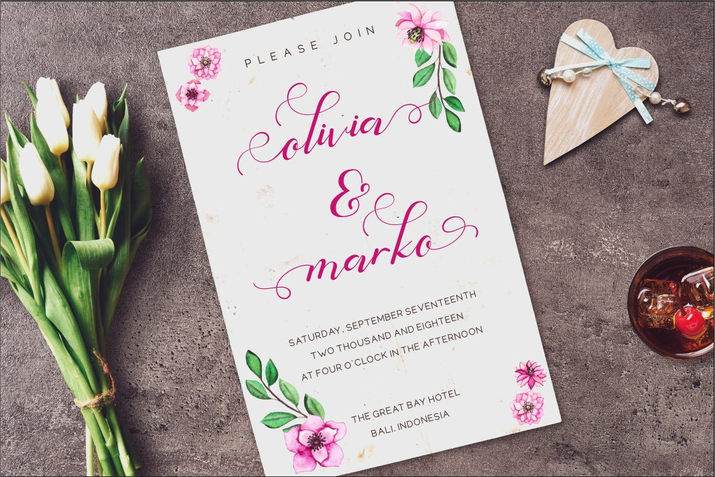 Hello Eisya - Font Duo example image 2