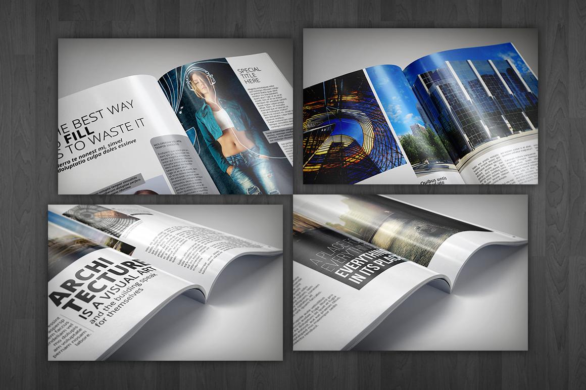 Modern Magazine example image 6