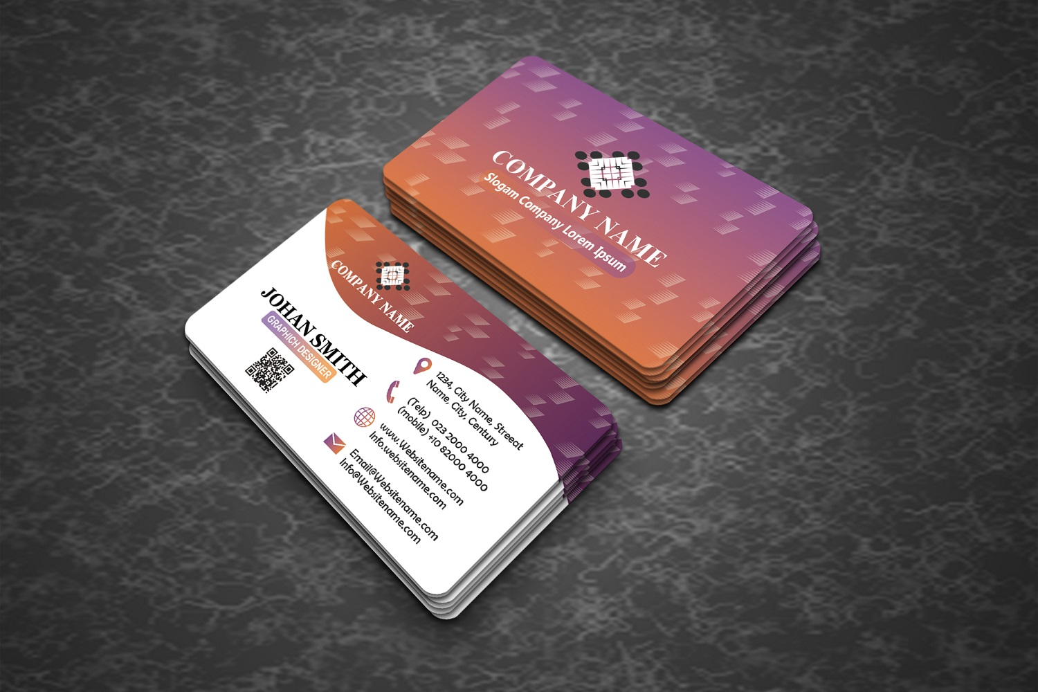 Creative Business Cards example image 2