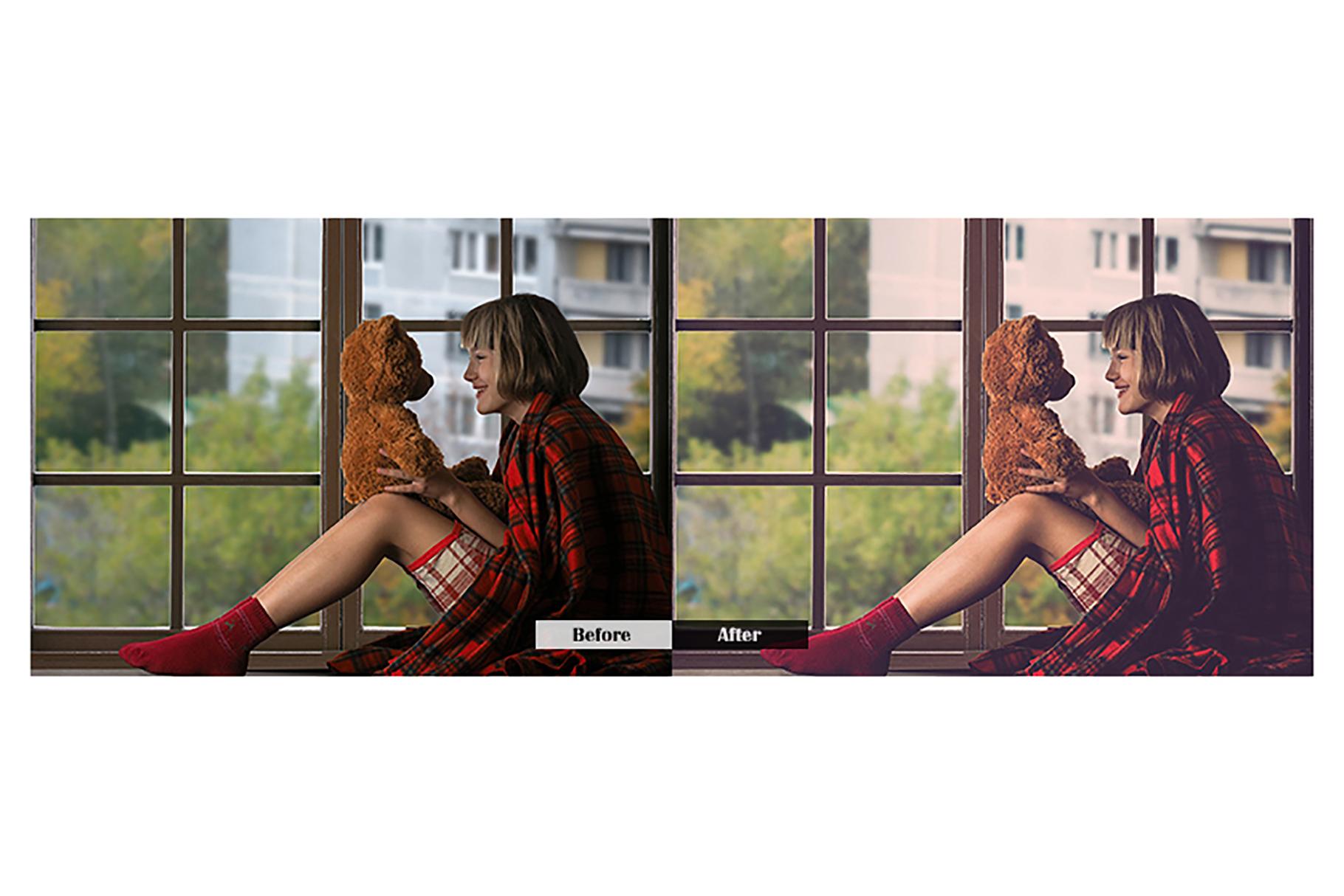 Indoor Fashion Lightroom Mobile Presets example image 5