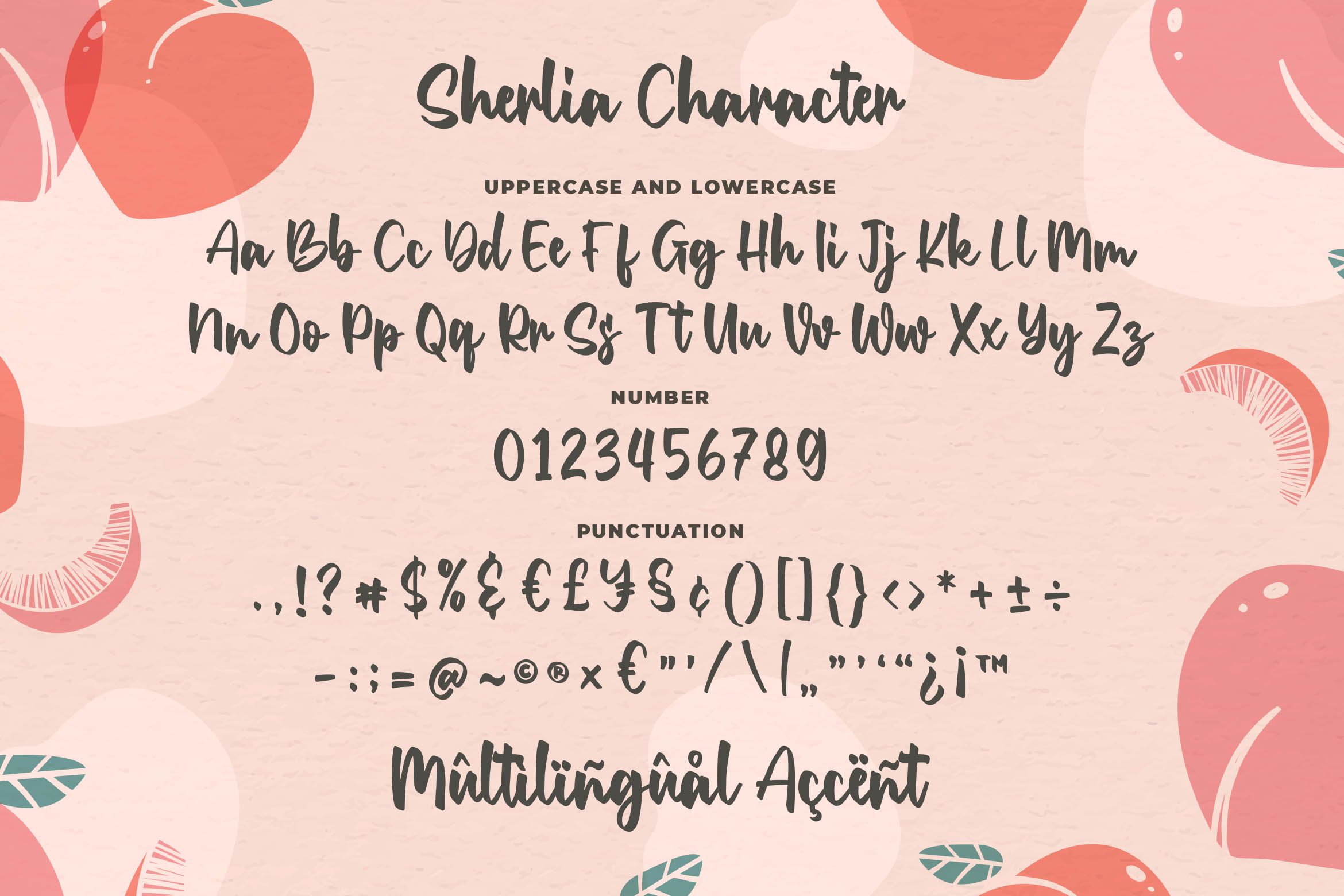Sherlia a Modern Calligraphy Font example image 6