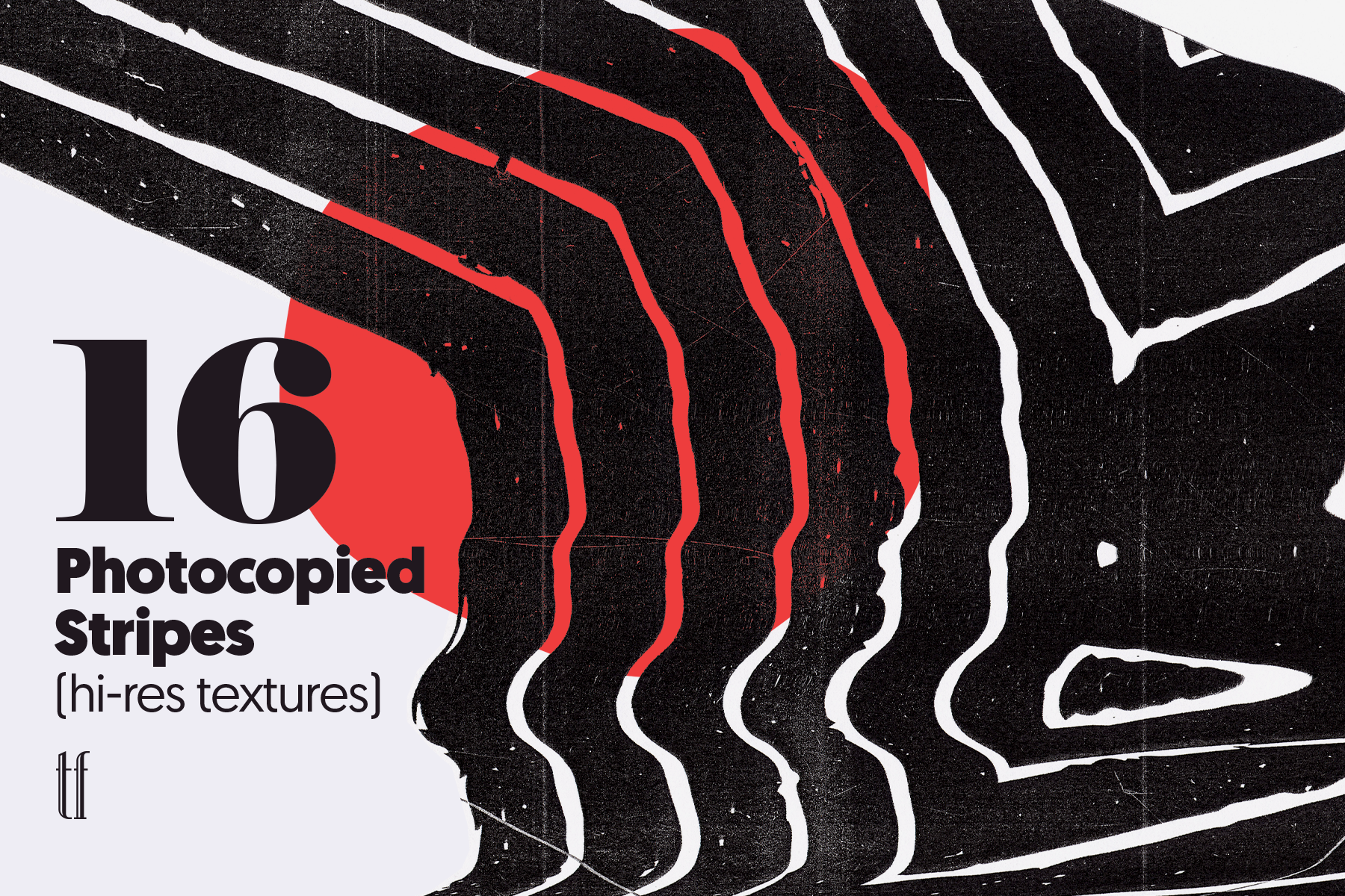 16 Photocopied Stripes example image 1