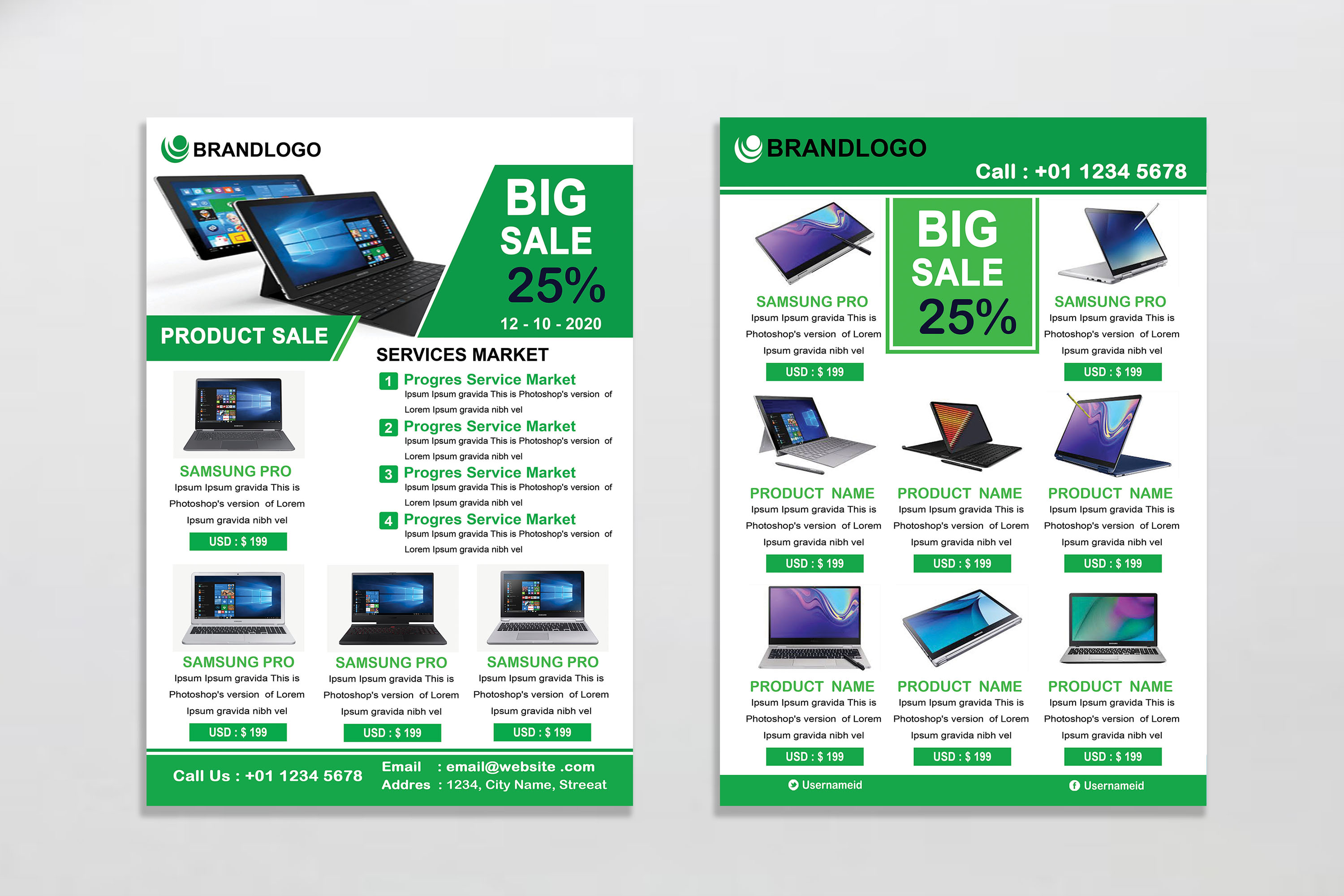 Product Promotion Flyer example image 6