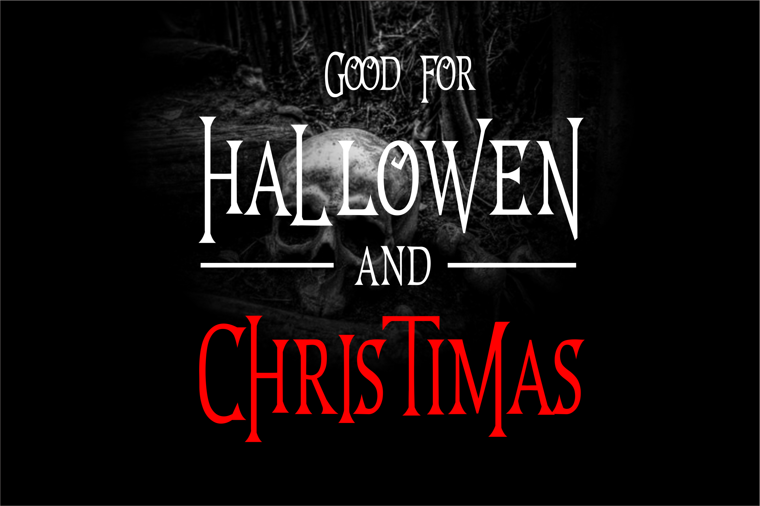 Hallows Typeface example image 3